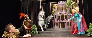 Teatr Banialuka, Bielsko-Biała - Baśń o Rycerzu bez Konia