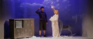Teatr Lalki i Aktora Pinokio, Łódź - Białe Baloniki