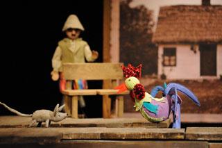 Bajka o szczęściu - Śląski Teatr Lalki i Aktora Ateneum
