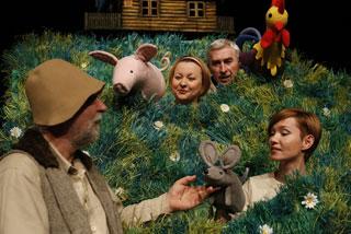 Bajka o szczęściu - Puppet and Actor Theatre, Opole