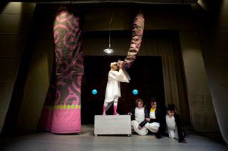 Na Arce o ósmej - Teatr Lalka, Warszawa