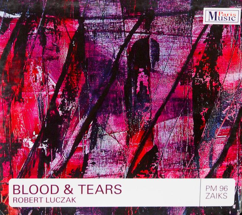 Album Robert Łuczak - Blood Tears