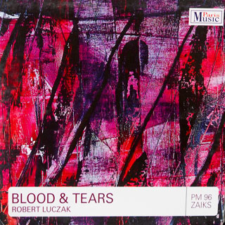 Album Robert Łuczak - Blood Tears