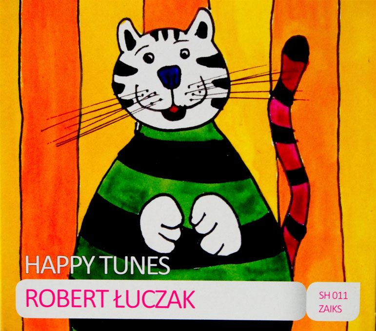 Płyta Robert Łuczak - Happy Tunes