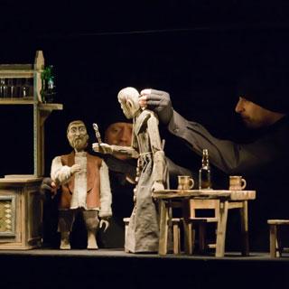 Złoty klucz - Teatr Lalek Banialuka, Bielsko-Biała
